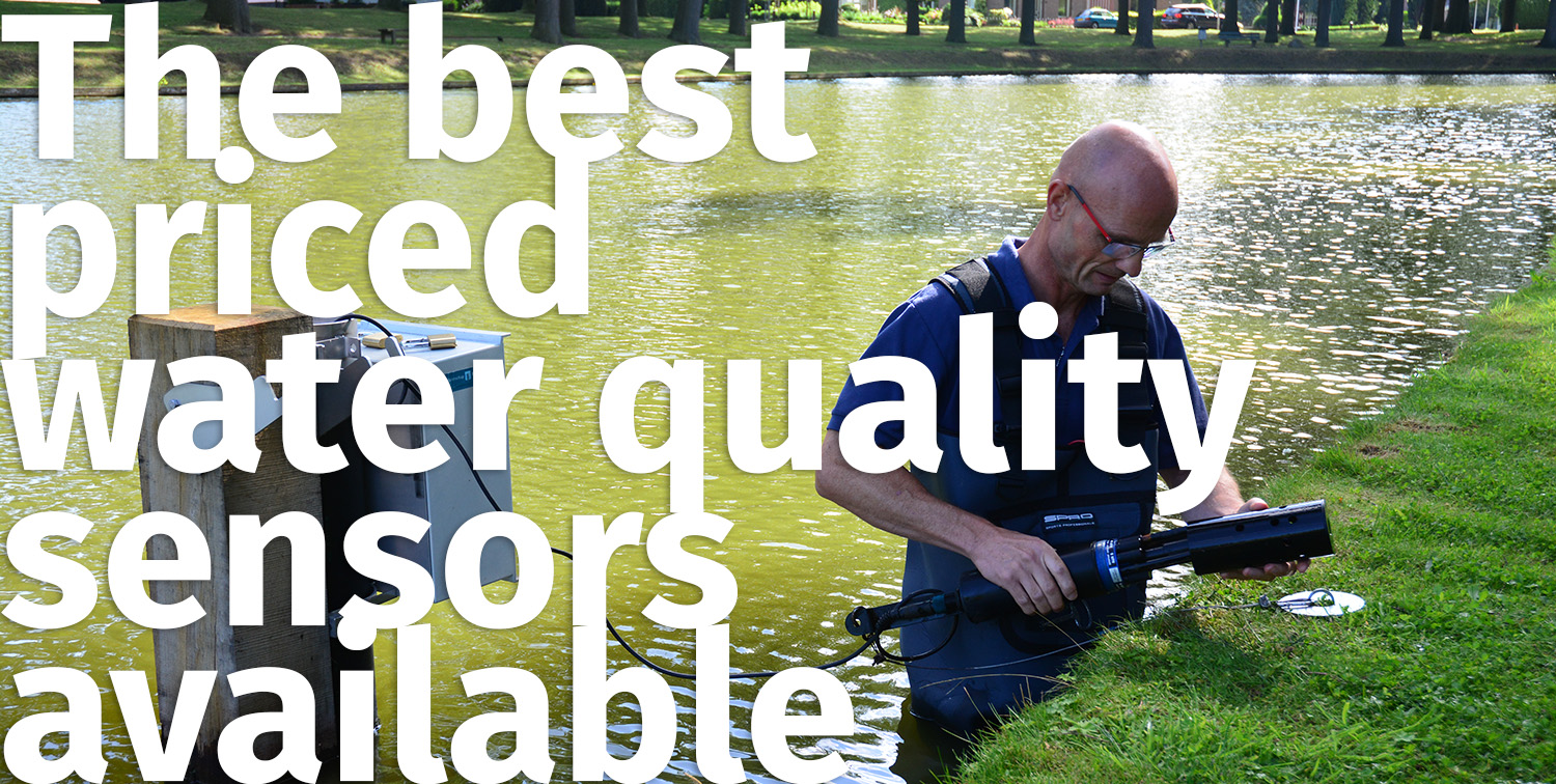 The best priced water quality sensors available